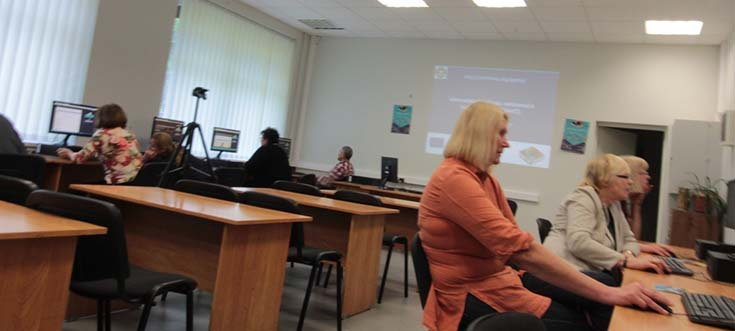 EntrInnO pilot implementation with stakeholders' representatives group in Lithuania Kaunas
